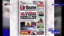REPLAY - Revue de Presse - Pr : EL HADJI ASSANE GUEYE - 16 Septembre 2019
