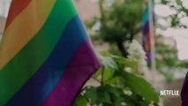 David Letterman and Jonathan Van Ness on Beard Trims, Self Care, Gender and LGBTQ Rights   Netflix