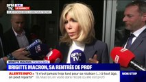 Brigitte Macron sur les attaques sur son physique