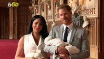 Prince Harry Gives Update on Master Archie