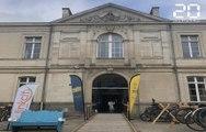 Rennes: L'Hôtel-Dieu reprend vie avec une salle d'escalade et un bistrot
