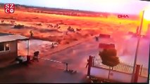 Çobanbey'de terör saldırısı sonrası alarm