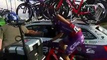 Ciclista pede a namora em casamento em plena Volta a Espanha em bicicleta