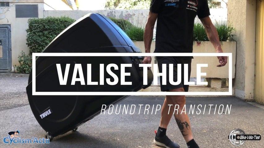 Bike Vélo Test - Cyclism'Actu a testé la valise rigide Thule