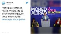 Montpellier. Mohed Altrad, entrepreneur et dirigeant du club de rugby, candidat aux municipales
