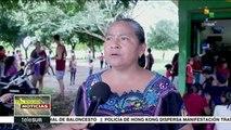 Rechazan guatemaltecos este 15S que vivan independencia y libertad