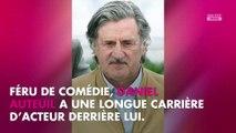 Daniel Auteuil : L'acteur a tenté de faire carrière dans la chanson