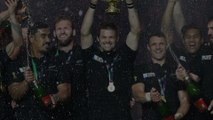 Rugby World Cup: New Zealand in profile