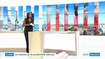 Tunisie : deux candidats antisystème attendus au deuxième tour de la présidentielle