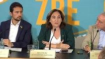Barcelona tendrá una zona de bajas emisiones 20 veces más grande que Madrid Central