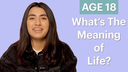70 Women Ages 5-75: What's The Meaning of Life?