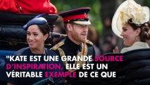 Meghan Markle prête à prendre exemple sur Kate Middleton