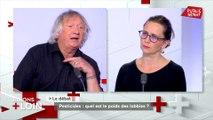 Pesticides: Débat entre Joël Labbé et Emmanuelle Ducros