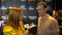 James Van Der Beek Dancing With The Stars 2019