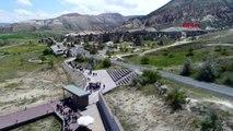 Kapadokya'ya 8 ayda 2,5 milyon turist