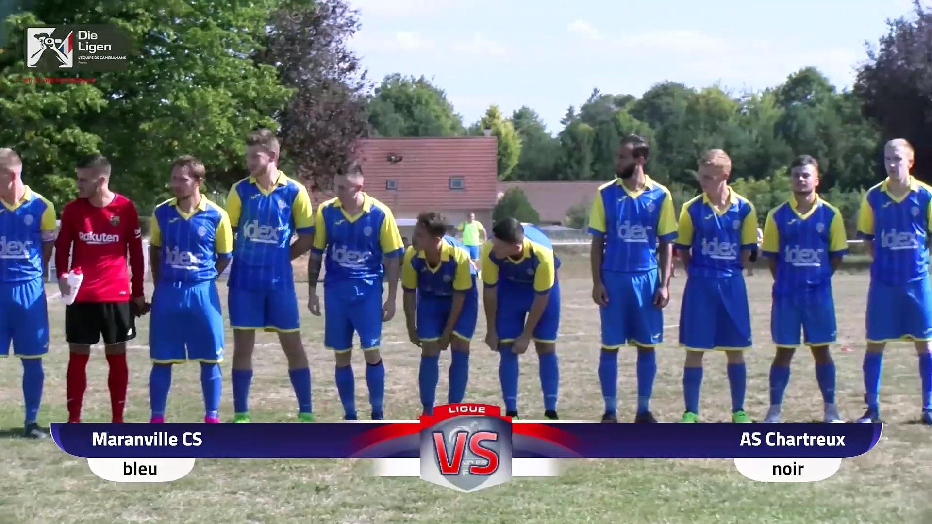 Coupe de France 3T : Maranville – Chartreux (3-2)