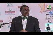 RTB/Lancement de l'initiative Desert to power par la BAD pour l'exploitation de l'énergie solaire pour le développement des pays du G5 Sahel à Ouagadougou