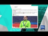 Diego López gana oro en mundial de paranatación en Londres | Noticias con Francisco Zea
