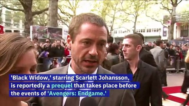 Robert Downey Jr. to Reprise 'Iron Man' Role