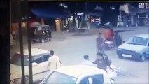 Sa voiture bloquée en marche arrière sème la panique