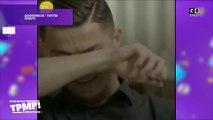 Cristiano Ronaldo fond en larmes en évoquant le décès de son père