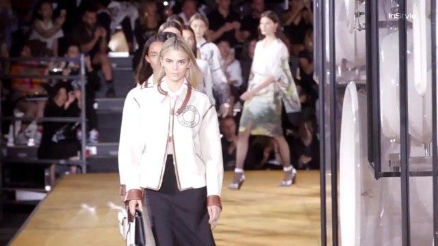 Kendall Jenner Just Went Platinum Blonde at London Fashion Week