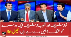 Nawaz and Shehbaz are busy offering deals to each other: Faisal Vawda