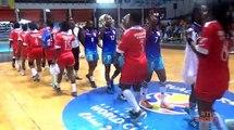 Handball | La passion du public Ivoirien