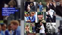 Duchess Meghan Pays Tribute to Prince Harry