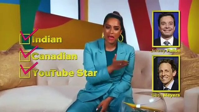 'A Little Late with Lilly Singh' Trailer