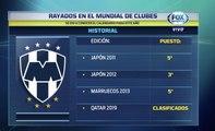 Futbol: El sorteo del Mundial de Clubes