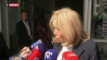 Seine-Saint-Denis : rentrée chargée pour Brigitte Macron