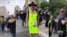 """""""Elle a incarné tout ce qui est en cause dans les revendications des gilets jaunes, c'est-à-dire le règne de l'argent"""", extrait de l'enquête """"Brigitte Macron, l'influente"""", diffusée sur BFMTV"""