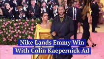 Nike Lands Emmy Win With Colin Kaepernick Ad