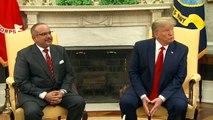 """""""Parece"""" que Irán está detrás de ataques contra Arabia Saudita: Trump"""