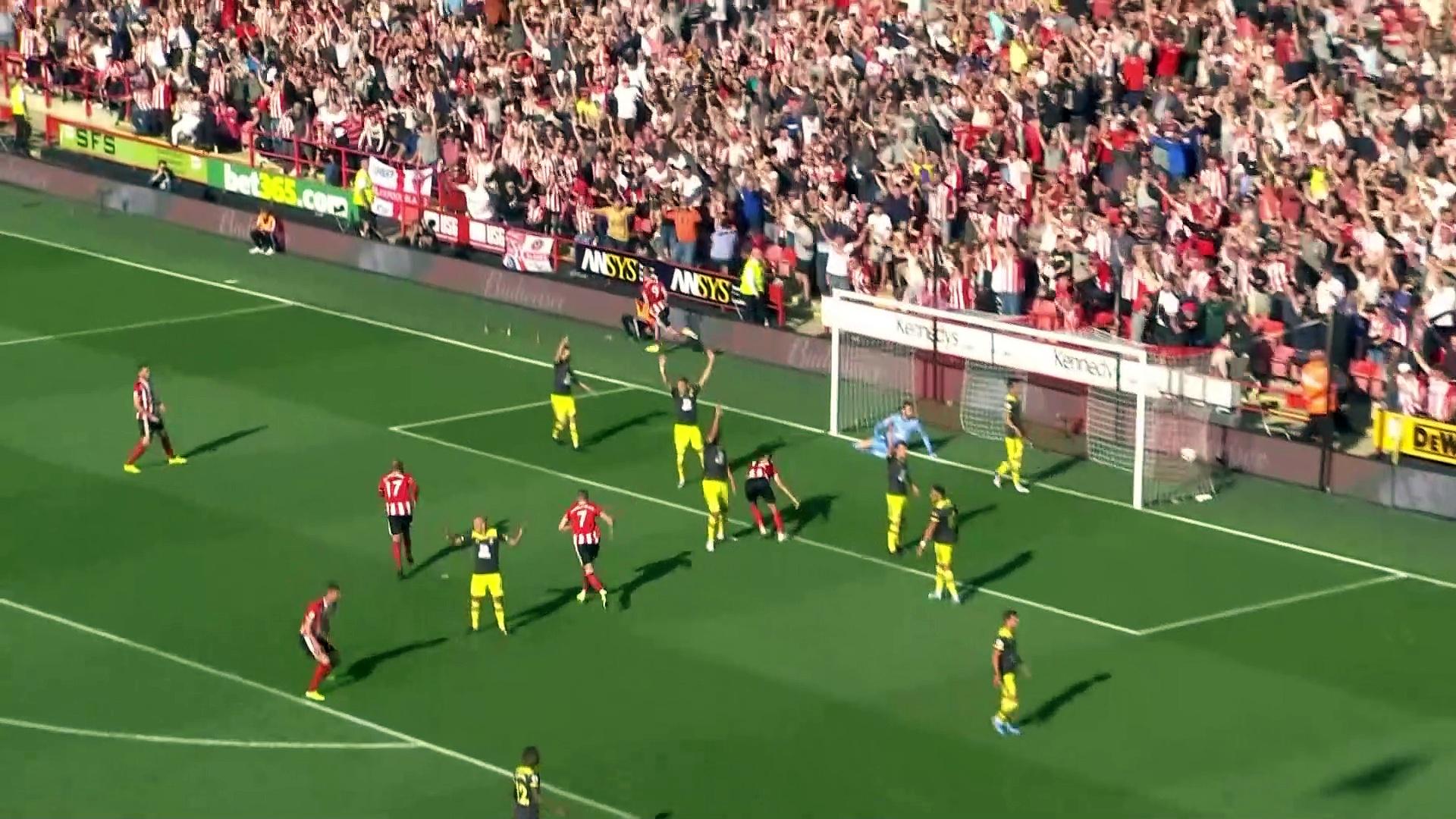 5. Hafta / Sheffield United - Southampton: 0-1 (Özet)