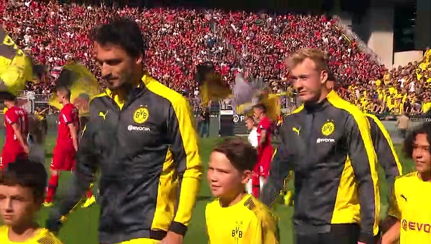 4. Hafta / Borussia Dortmund - Bayer Leverkusen: 4-0 (Özet)
