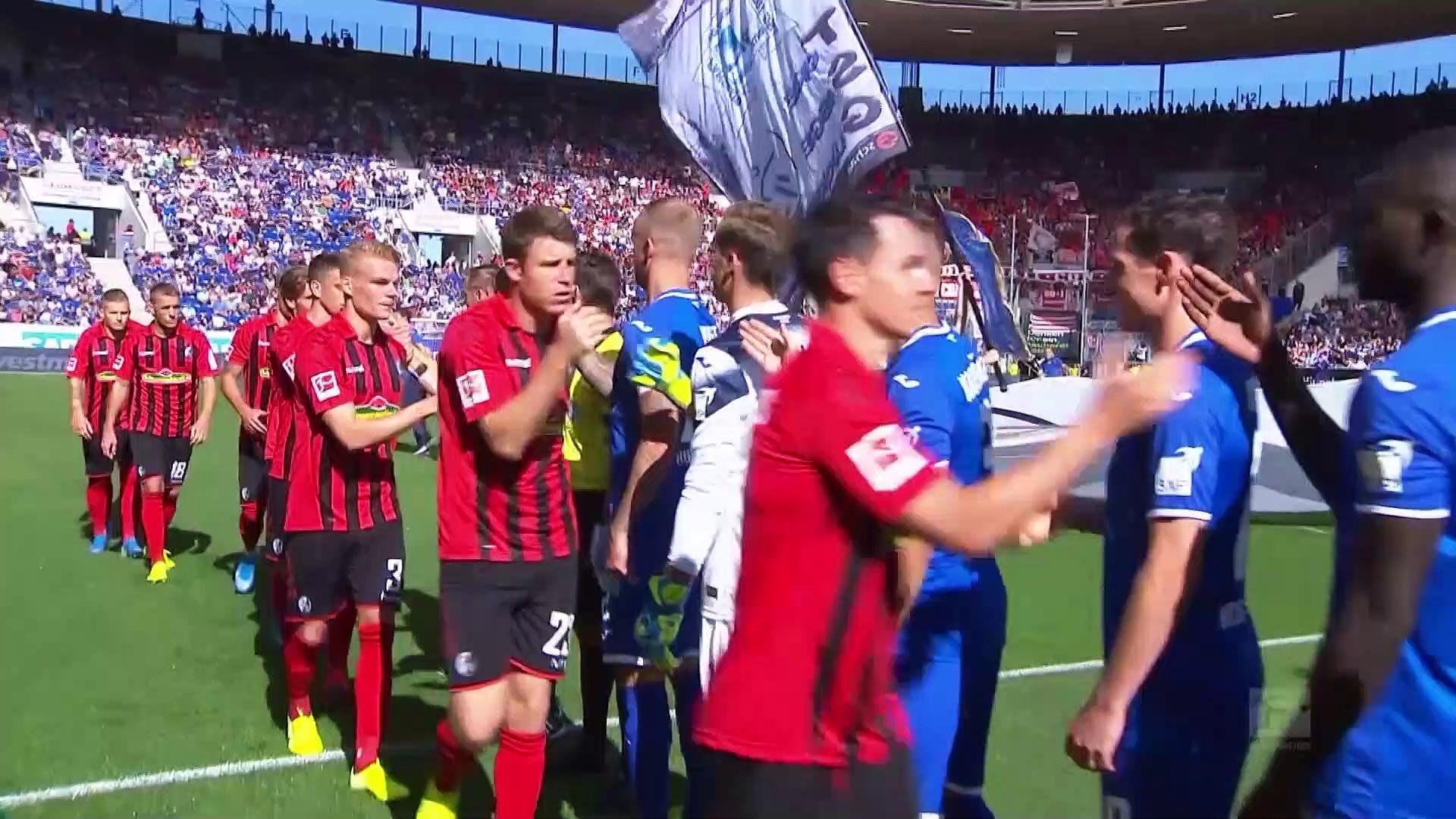4. Hafta / Hoffenheim - Freiburg: 0-3 (Özet)