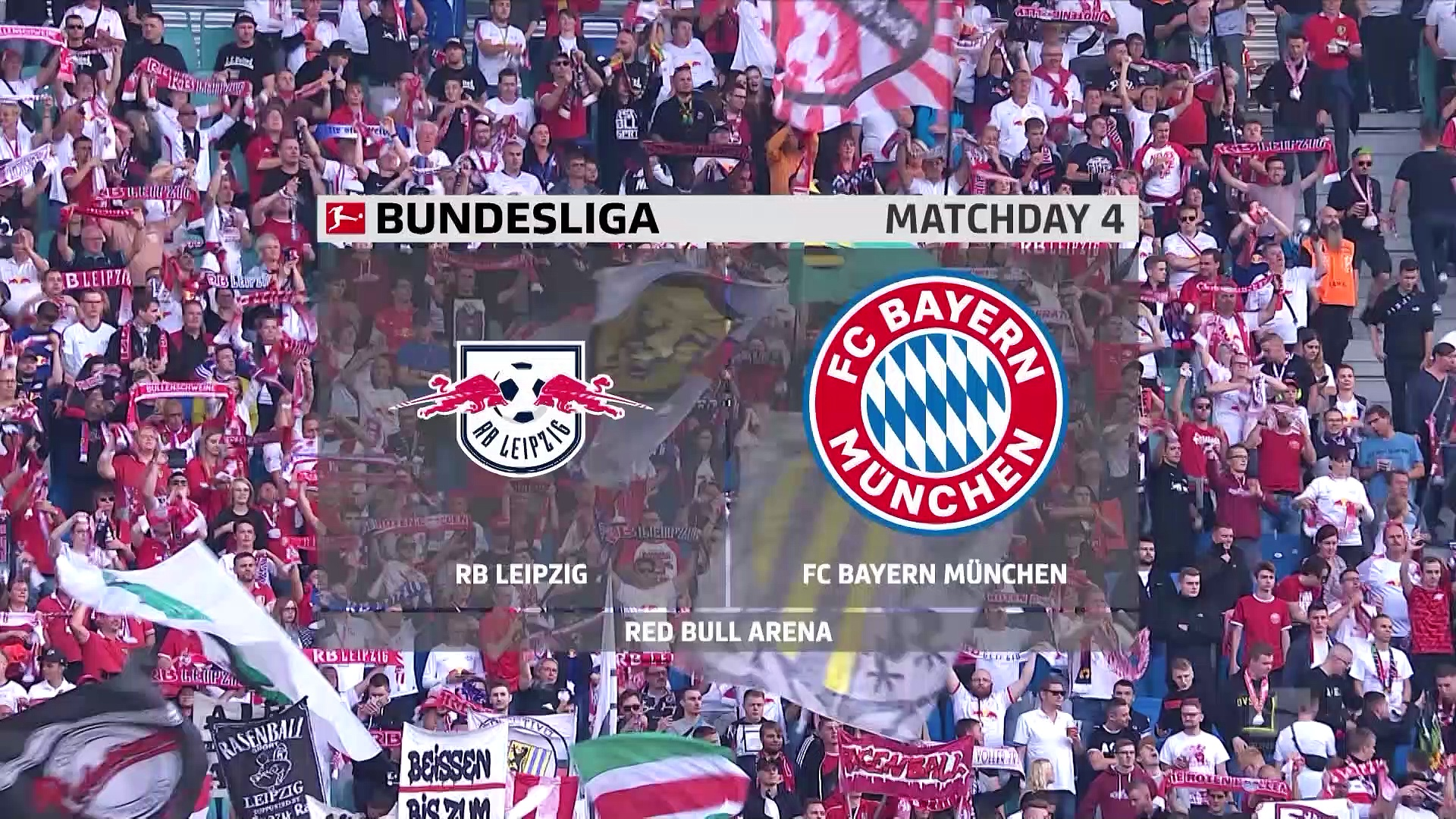 4. Hafta / RB Leipzig - Bayern Münih: 1-1 (Özet)