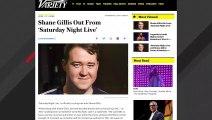 Saturday Night Live Drops Shane Gillis