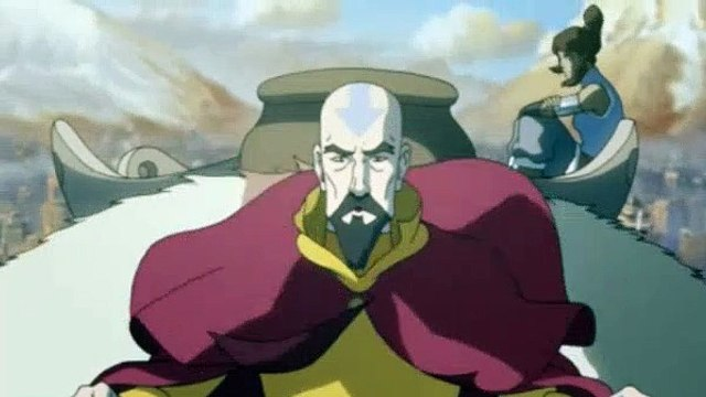 Avatar The Legend of Korra S01E08 When Extremes Meet