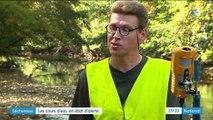 Sécheresse : alerte dans de nombreux cours d'eau