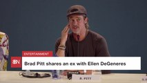 What Do Brad Pitt And Ellen DeGeneres Have In Common