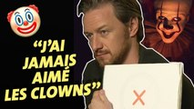 Ça 2 : James McAvoy VS les clowns