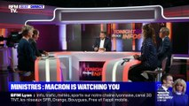 Ministres: Emmanuel Macron is watching you - 16/09