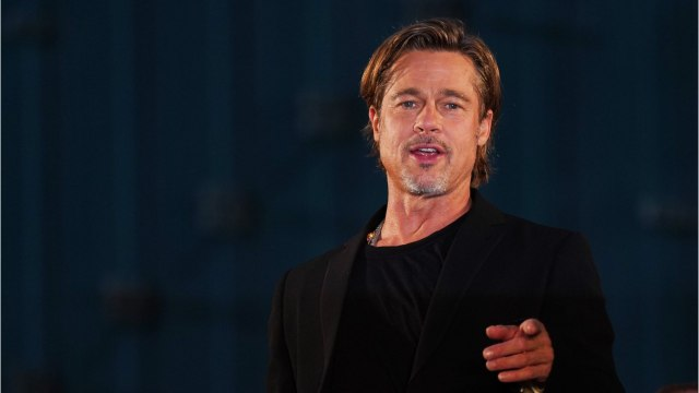Brad Pitt Asks Astronaut About Life In Space