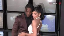 """Kylie Jenner and  Travis Scott arrive at Netflix's """"Travis Scott: Look Mom I Can Fly"""" premiere"""