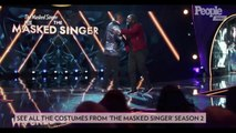 'The Masked Singer Super Sneak Peek' Previews the Exciting New Costumes for Season 2