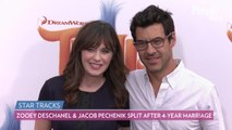 Zooey Deschanel Dating Property Brothers' Jonathan Scott a Week After Announcing Split from Husband