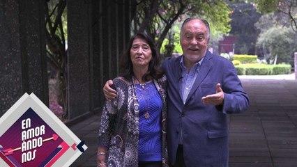 ¡Luis lleva toda su vida al lado de una mujer que lo ha ayudado a salir adelante! | Enamorándonos